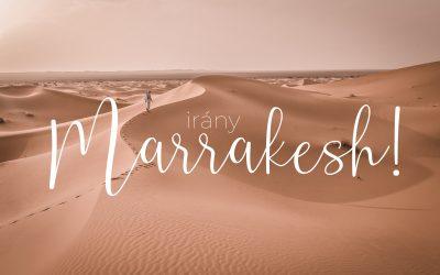 Irány Marrakesh! Tadelakt, zellige, Beni Ourain… minden, ami Marokkó