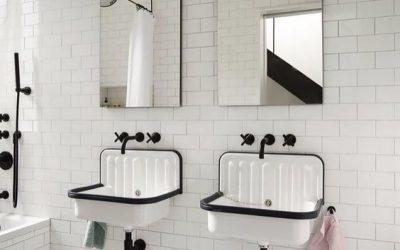Tetőtéri fürdőszoba megoldások + Gyerek fürdőszoba inspiráció